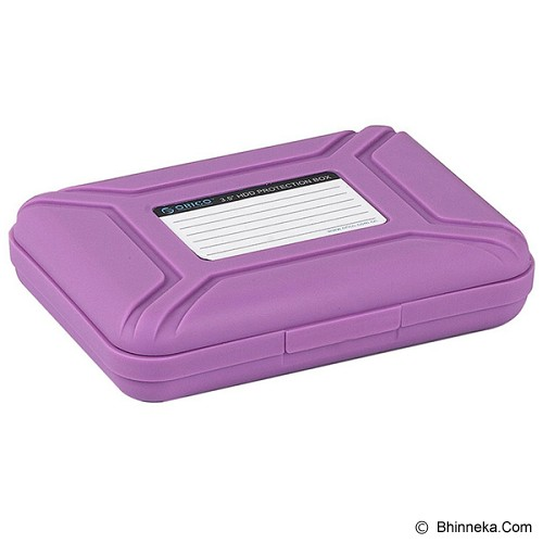 ORICO HDD Protection Box PHX-35 [ORI-HDD-PRTEC-PHX-35-PP]  -  Purple - Hdd External Case